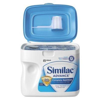 美国直邮雅培Similac Advance 金盾奶粉一段 658g*3
