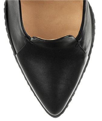美国直邮Alexander McQueen亚历山大麦昆铆钉+锯齿高跟鞋4折!