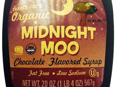 Trader Joe's 100%有机巧克力浆 1.25磅!