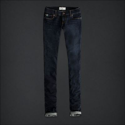 [sale] Abercrombie Kids 超显瘦水洗蓝牛仔裤