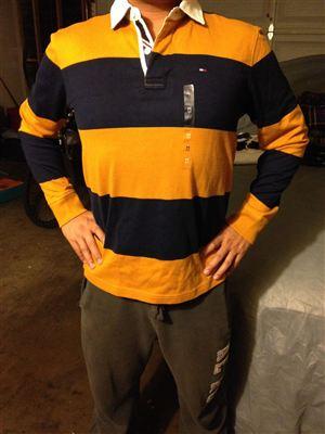 Tommy男士长袖T恤
