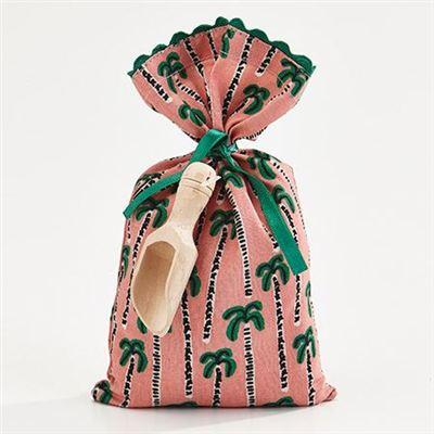 MOZI香氛浴盐 8种香氛 赠专属木勺 优惠高达¥320 小清新布袋250g