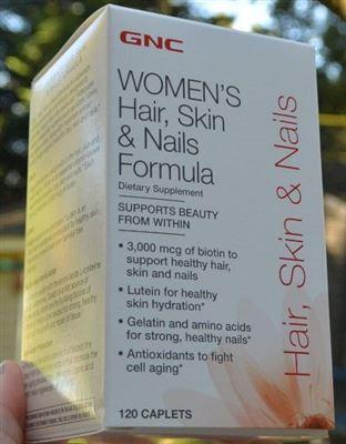 美国正品GNC 胶原蛋白 women's hair skin nail 120粒 两件包运