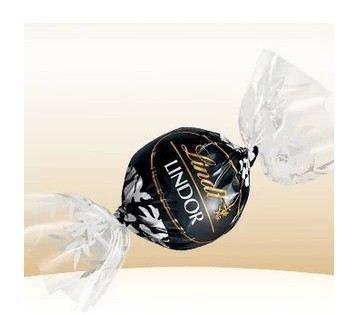 瑞士莲Lindt 60%特黑巧克力松露软心球1440g/120粒 盒装