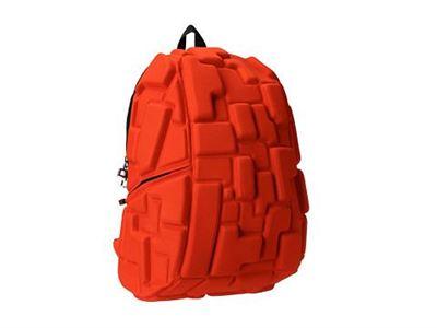美国潮牌madpax 立体积木 明星同款 潮男女包双肩包个性造型背包