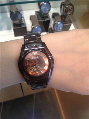 Armani 手表 男女通用款 AR1412  AR1448