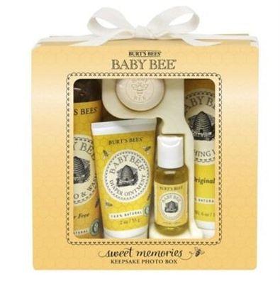 【Burt's Bees】洗护系列甜美回忆六件礼品套装