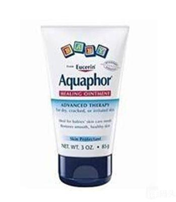 美国Eucerin Aquaphor优色林 宝宝必备 万用膏护臀膏湿疹膏 85克