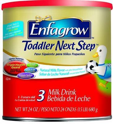 (美国直邮)Enfamil美赞臣 金樽 3段三段奶粉 标准装 原味味