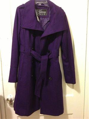 GUSEE 新款羊毛呢大衣
