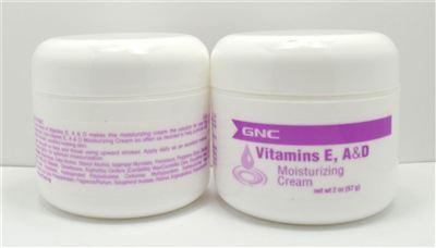 [美国直邮]美国GNC 维生素E、A、D面霜57g深层滋润肌肤 保湿抗氧化