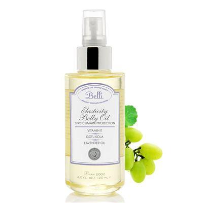 belli弹力按摩油 孕妇专用橄榄油妊娠纹预防 天然孕妇护肤品