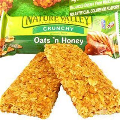 Nature Valley天然山谷香脆蜂蜜燕麦条 单条独立包
