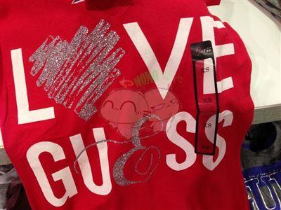 Guess 女士T恤 多色  两件及双数起拍每件219元