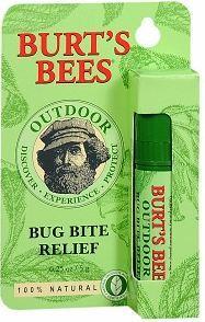 Burt's Bees小蜜蜂蚊虫叮咬止痒膏/止痒棒5g(10个起包邮)