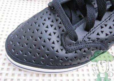 Nike耐克真皮镂空休闲鞋